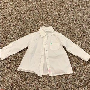 Carter's button down shirt